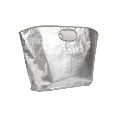 Krepšys Eco Everything Silver 7