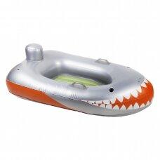 Pripučiama vaikiška valtis Shark