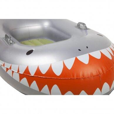 Pripučiama vaikiška valtis Shark 3
