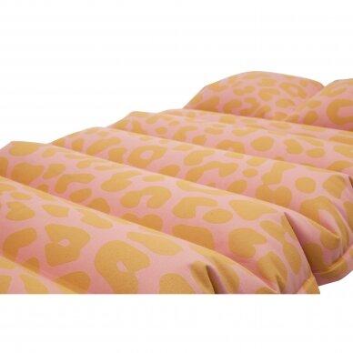 Pripučiamas gultas / plaustas Vintage Lie on COTW Pink 6