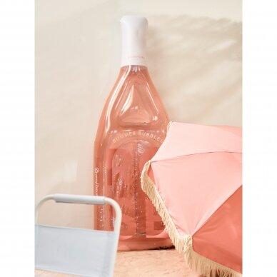 Pripučiamas plaustas Lie on Rose Bottle 2