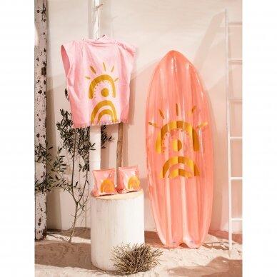 Pripučiamas vaikiškas plaustas Surfboard DP 2